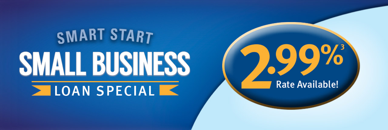 Smart Start Small Business Loans Special