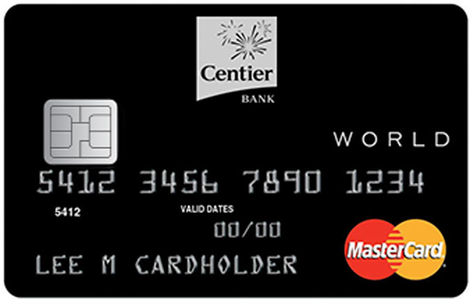 Personal Card - World Preferred Points Rewards
