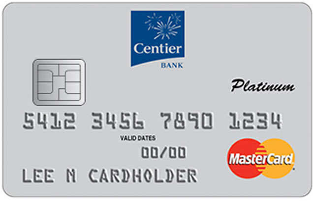 Centier personal credit cards low rate world preferred points personal card low rate reheart Choice Image