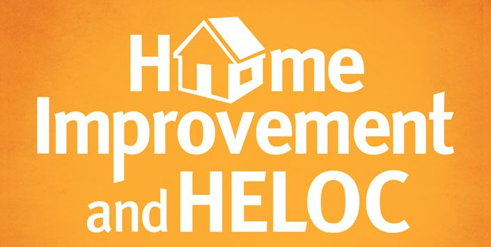 Home Improvement Loans & Lines