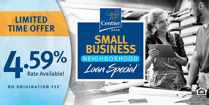 Small Business Loan Special