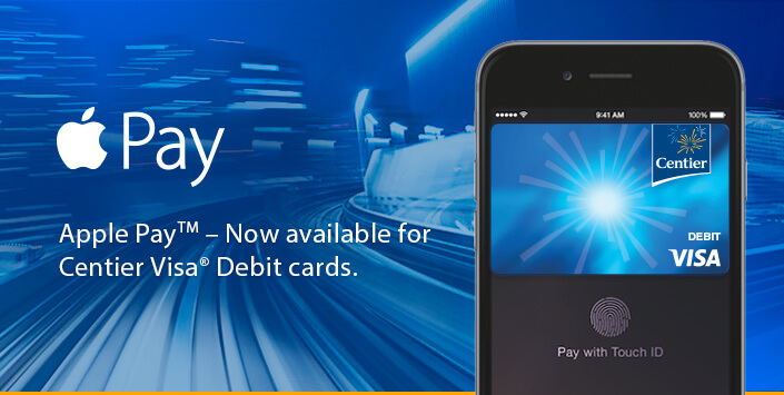 apple pay - Visa Debit Card App