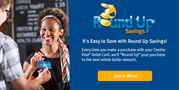 Round Up Savings