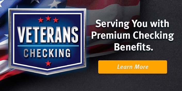 Veterans Checking
