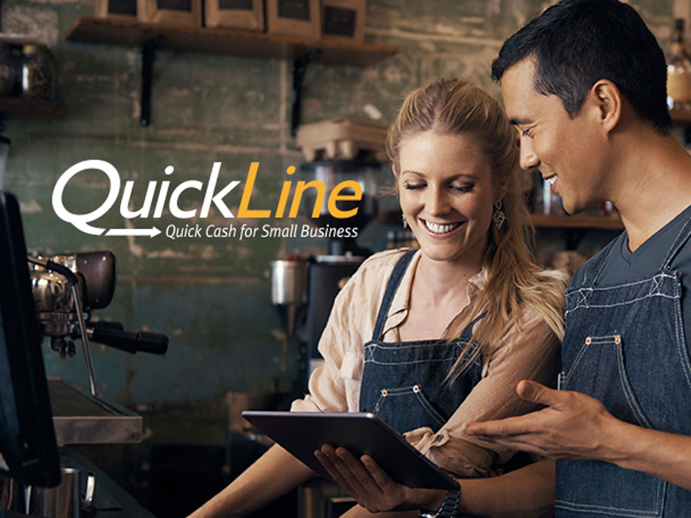 Quickline - Quick Cash for Small Businesses