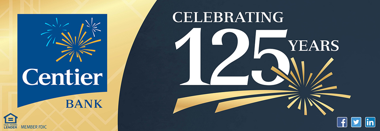 Centier Bank's 125 Anniversary