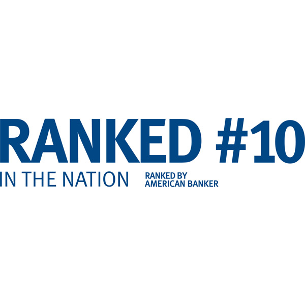 American Banker Top 10 Bank in USA 2018