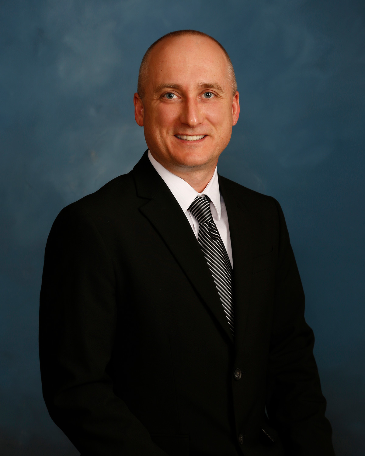 Centier Bank CIO Don Baker